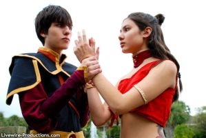 Cosplay- Zutara 08 by SamRH