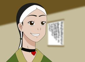Lauren - Avatar style by ChaseYoungFangirl