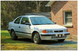 My 1997 Toyota Tercel by TheMan268