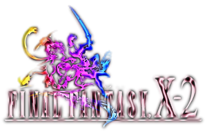 Final Fantasy X-2 Logo by RogueVincent