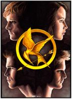 THE HUNGER GAMES by S-von-P