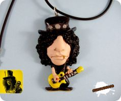 FIMO - SLASH by buzhandmade