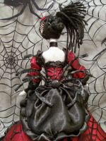 spiderbow by dollmaker88