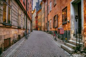 Stockholm by olideb08
