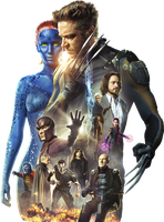X Men- Day Of Future Past Render by RajivCR7