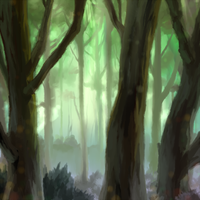 mystical woods of crap 2 by juneonnaise
