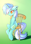 [Collaboration] Lyra Heartstrings by PonyBytes