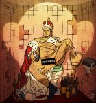 Mad Nude King by TovMauzer