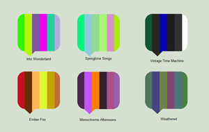 OPEN name your price Palette Adopts by 77SAR77