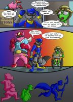Sly Cooper: Thief of Virtue Page 149 by ConnorDavidson