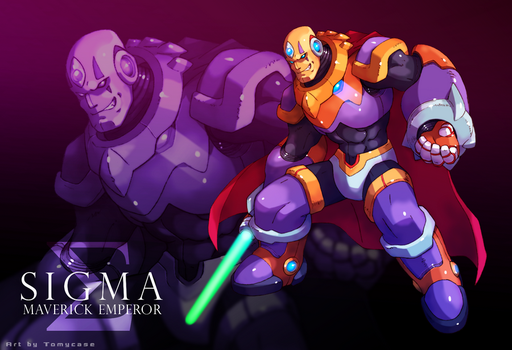 Emblematic X Boss - Sigma by Tomycase