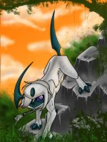 Mission 49-Absol Raixana by Sieberwolf