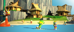 Outset Island - Wind Waker by James--C
