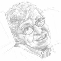 Stephen Hawking by swfan444