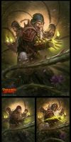 Warlords: Art of War - Druids by DevBurmak