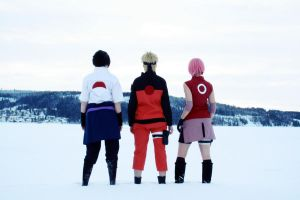 NARUTO - One Two Three by Shiroiaisu