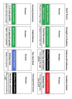 Lycan Life Goal Sheet 6 by Thrythlind