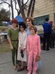 Mizuumi-Con 2014: Peter Pan Group by BroadwayBabe120