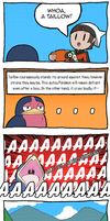 ORAS Misadventures - VS Taillow! by Dragonith
