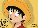 Luffy by NaomiGower