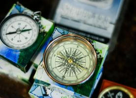 Compass by rebelyouthphoto