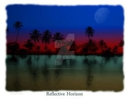 Reflective Horizon by dreamerskreation