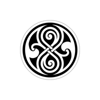 DW Symbols 2: Seal of Rassilon by DanYeomans