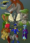Sly Cooper: Thief of Virtue by ConnorDavidson