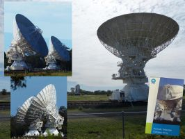 Australia Telescope Compact Array by JulesHawke