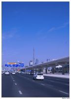 The Dubaiway by Jupit3r