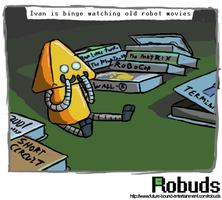 Robuds 88 Robot Movies by ScottaHemi