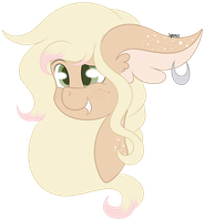:COM: Jennetics Headshot by spottie-dots