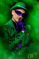 The Riddler brought to you by Smilex by SmilexVillainco