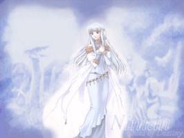 Ninian, Child of Destiny by avroillusion