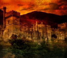 The Sunny Castle by Life-For-Sale