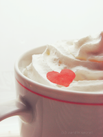 coffe cream heart by zardin-secret