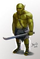 Orc by hamex
