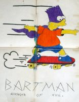 1990 Bartman by ARBIE76