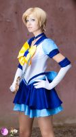 Eternal Sailor Uranus - strong by FairyDustProductions
