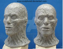"Freddy Krueger ""newest version"" by Sculptured"