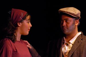 Chava and Tevye by FireAwayphoto