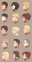 Attack on profiles by Lyskette