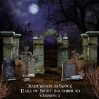 TW3D Dark of Night 4 by TW3DSTOCK
