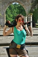 LARA CROFT TOMB RAIDER by EnModeCroft