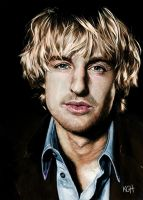 Owen-Wilson-colour by Artist-KGH