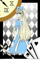 Heart No Kuni No Alice - Alice by xxxAwesomexxx