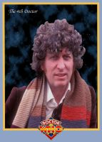 The Fourth Doctor by Randalassa