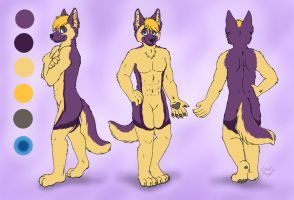 Lav Ref Sheet by SilentRavyn