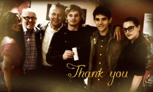 Thank You Merlin by XeniaJenny