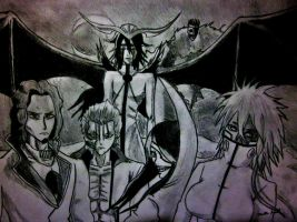 The 6 strongest Espada by ReaperJivid